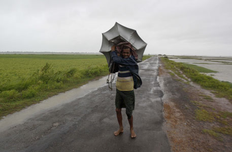 Three cyclones in two months raises alarm