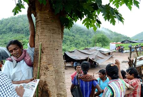 Palberi adds another no to mining in Niyamgiri