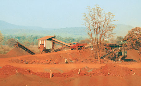 No cap on iron mining in Odisha