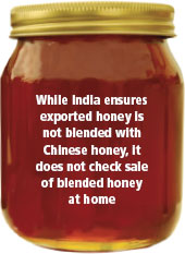 Honey trade just got stickier