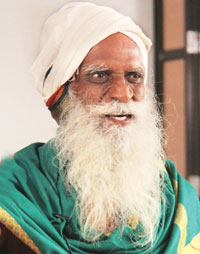 G Nammalvar, messiah of organic revolution