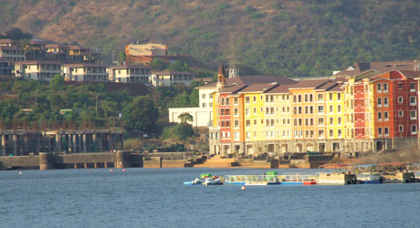 Maharashtra soft  on Lavasa?