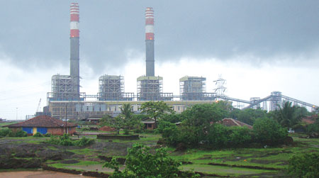 Jindal power plant risk to alphonsos