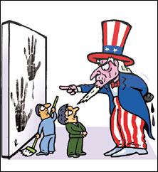 The US and us