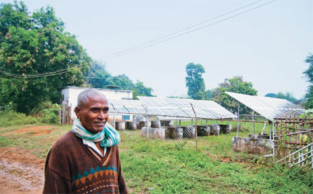Energy pill for renewable sector