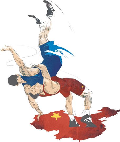 Chinese suplex