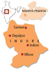 Indore's soil is malnourished