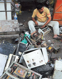 Manage e-waste the EU way
