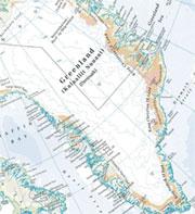 Greenland refrozen
