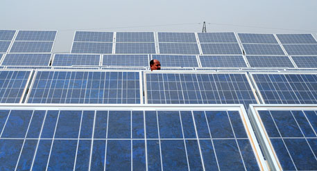 Renewable energy: Investments decline globally