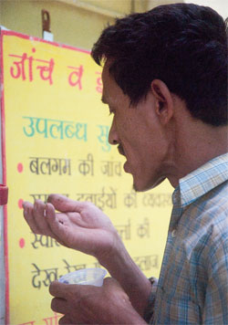 MDR-TB cases in India increase more than five-fold in two years