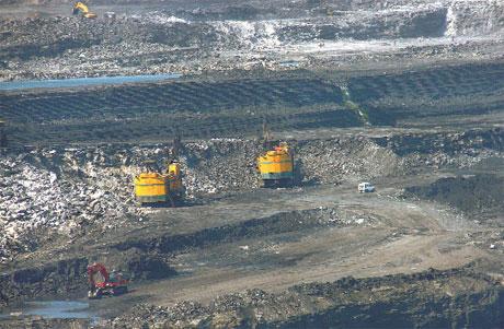 coal mineral