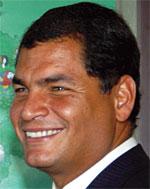 Brave smile: Correa