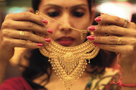 India's gold follies and food security