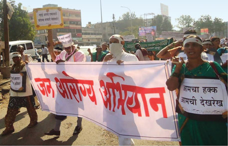 Protests against the Act in states have not yielded any result