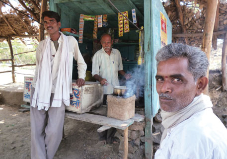 Ramesh Kumar, 60-year-old tea vendor in Sagar district in Madhya Pradesh, could not open a bank account because of technological glitches