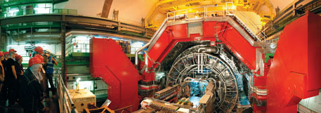 The CERN experiment is unlikely to bring vast industrial gains but it enriches our lives by teaching us something about the universe