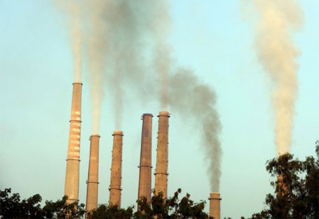 High emissions from all the stacks in MAHAGENCO, Chandrapur