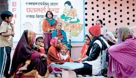'World needs to invest US $15.5 billion a year on breastfeeding'
