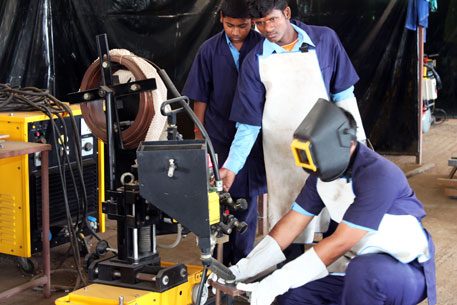 The Centre has set an ambitious target of imparting vocational training to 530 million people by 2022
