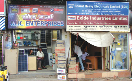 In power-starved Bihar, cheap and substandard solar equipment dominate market