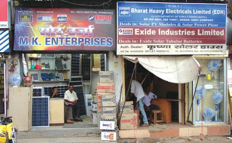 In power-starved Bihar, cheap and substandard solar equipment dominate market