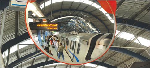 Study undertaken to determine pollution guidelines for underground metro stations