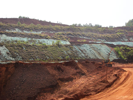 Sesa Goa's Bicholim mine