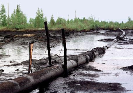 pipeline leaks