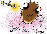 Breach in drug resistance
