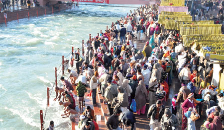 Is Ganga losing its resilience?