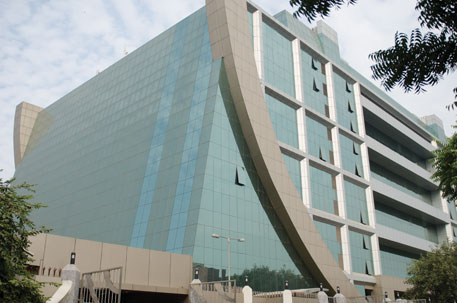 CBI building in Lodhi Road area, New Delhi
