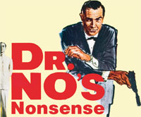Dr. No's Nonsense