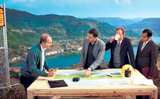 Managing lakes