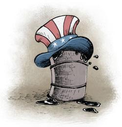 US plays dirty on tar sands