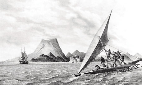 Fagan gives a fascinating account of the evolution of vessels and voyages