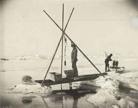 Norwegian explorer Fridtjof Nansen played a pivotal role in opening up the far North