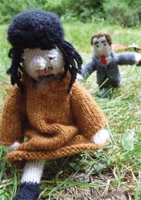 Fun with wool