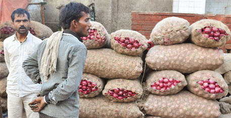 Price of food inflation