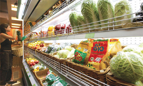 Labels must for GM food