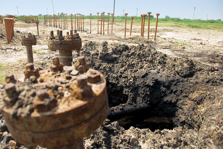 Oil's crude touch in Gujarat