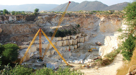 Green tribunal bans quarrying in Sariska