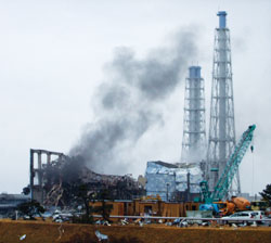 Fukushima: leak of radioactive water termed level 3 accident