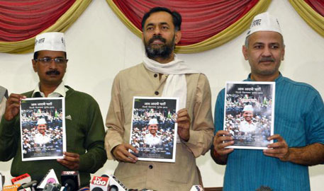 AAP manifesto: decentralisation, the magic wand to tackle three 'Cs'