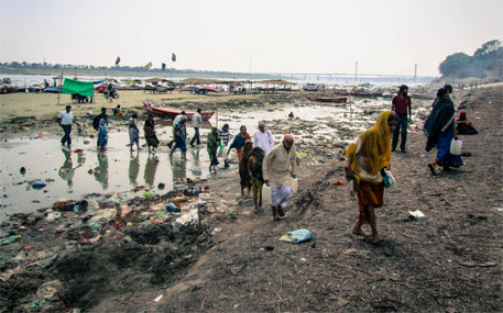 Clean Ganga programme gets Rs 20,000-crore budget for five years