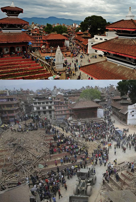 Nepal earthquake: death toll crosses 3,600