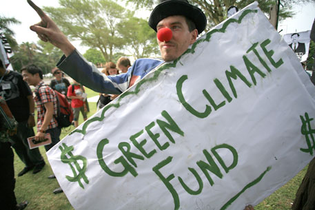 Green Climate Fund turns to developing nations for funds