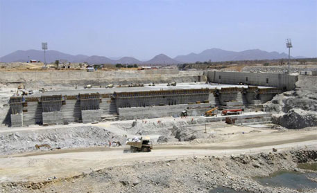 Countries mull over impact of Ethiopian dam even as construction continues