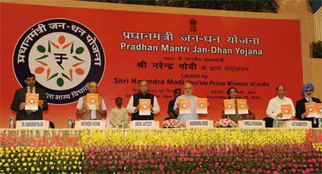 Jan Dhan Yojana: How the government started 15 million bank accounts in one day