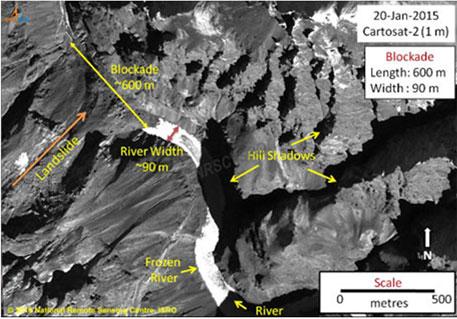 Kargil landslide: Centre considers controlled explosions